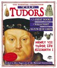 The Tudors, book cover