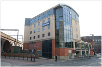Travelodge Leeds Central hotel